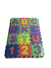 Load image into Gallery viewer, Foam Alphabet/Number Puzzle (023)
