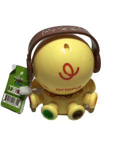 Wind-Up Toy Octopus (025)