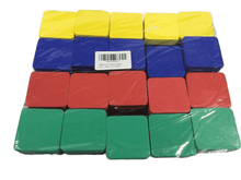 Load image into Gallery viewer, 40 Pack Dry Erase Erasers (006)