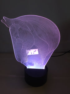 Light-up Decorative Horse (006)