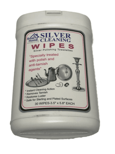 Silver Cleaning Wipes (011)