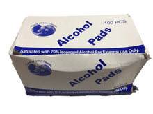 Load image into Gallery viewer, Alcohol Pads 100PCS (019)