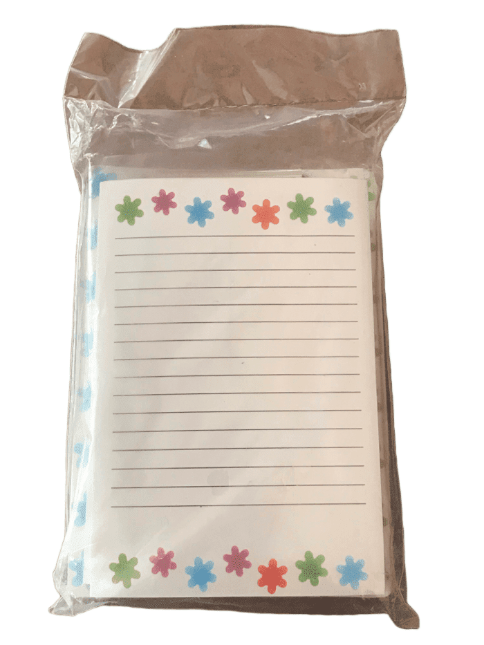 Magnetic Clipboard Memo Pads (027)