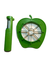 Load image into Gallery viewer, Apple Slicer & Peeler Set (020)