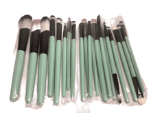 Load image into Gallery viewer, 20PC Makeup Brush Set (022)