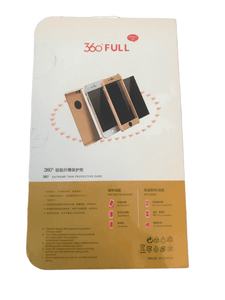 360 Full Case for iPhone 6+ (029)