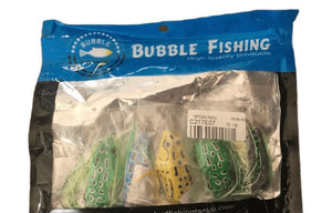 Bubble Fishing Frog Lures (011)