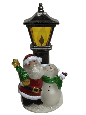 Santa & Snowman Nightlight (025)