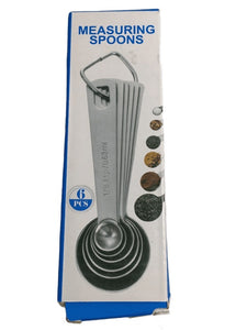 Stainless Steel Measuring Spoon Set (007)