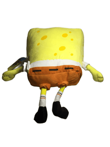 Stuffed Spungebob Toy (025)