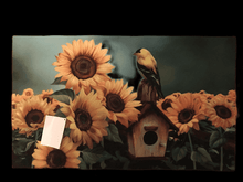 Load image into Gallery viewer, Sunflower Door Mat (002)