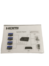 Load image into Gallery viewer, 4K HDMI Splitter (006)