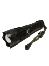 Load image into Gallery viewer, USB Rechargeable LED Flashlight (008)