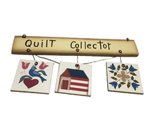 "Load image into Gallery viewer, ""Quilt Collector"" Hanging Decoration"