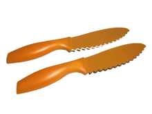 Load image into Gallery viewer, Scalloped Edge Knife (006)