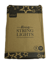 Load image into Gallery viewer, Starry String Lights - 66ft (002)
