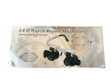 Load image into Gallery viewer, LED Watch Repair Magnifier (027)