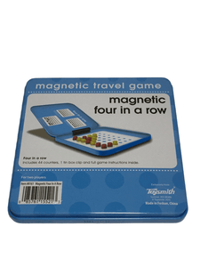 Four in a Row Magnetic Travel Game (015)