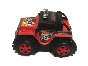 Crazy Racers Battery Operated Car (003)