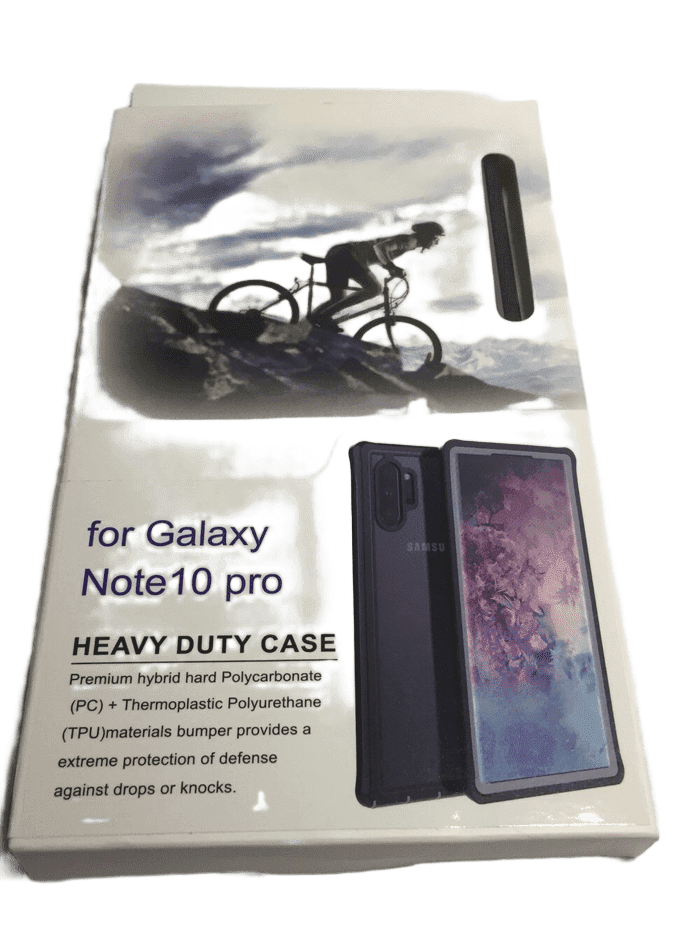 Case for Galaxy Note 10 Pro (003)