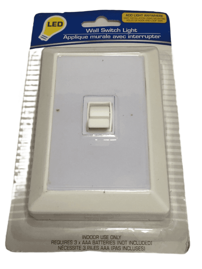LED Wall Switch Light (019)