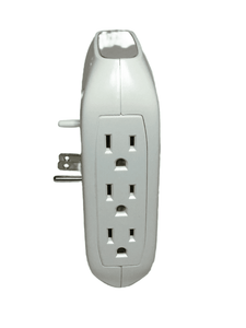 6 Outlet Surge Protector (023)