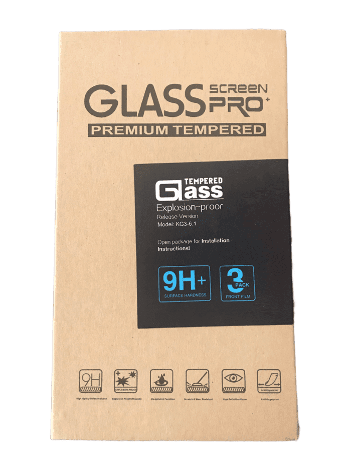 Tempered Glass for iPhone XR & 11 (004)