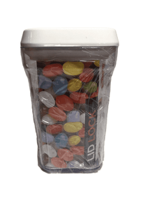 Clear Storage Container w/Lid Lock (020)