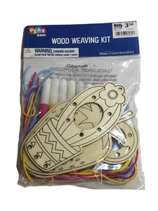 Wood Weaving Kit (010)