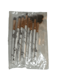 Set of 10 Makeup Brushes (026)