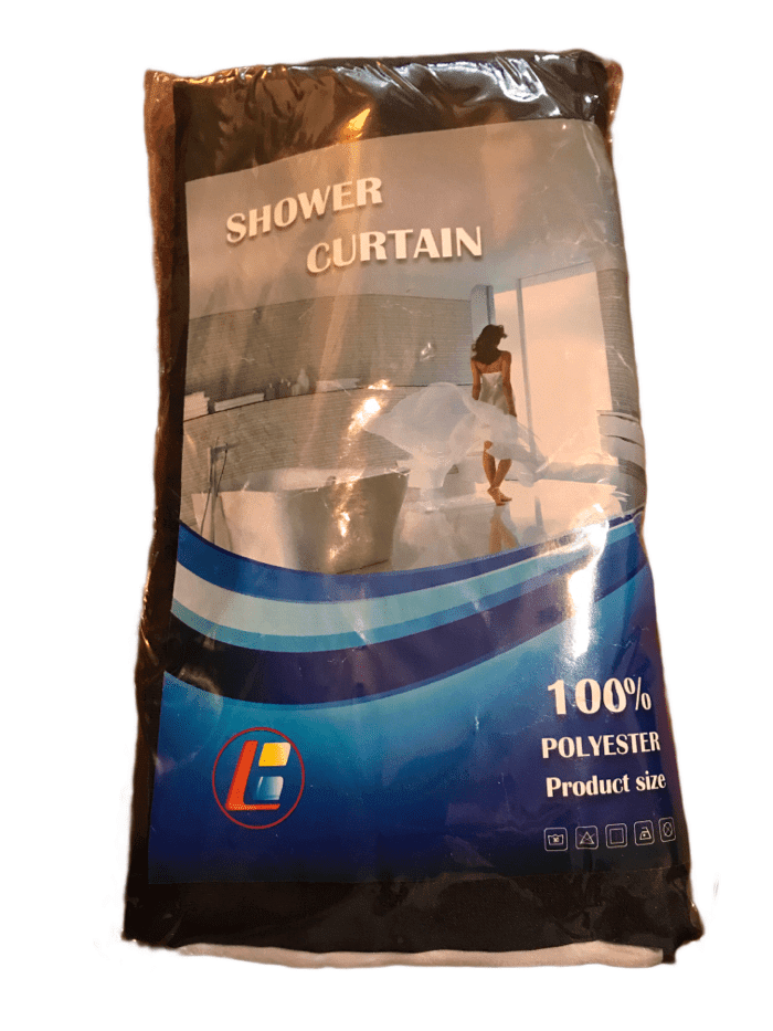 Polyester Shower Curtain (006)