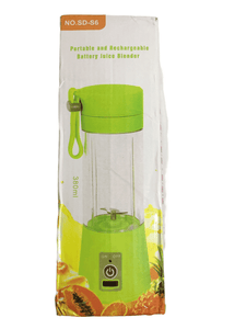 Portable & Rechargeable Battery Juice Blender (026)