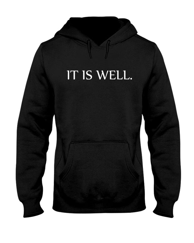 Kingdom Inheritance Unisex It is Well Pullover Hoodie |Unisex Clothing