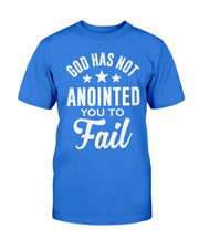Kingdom Inheritance Anointed Unisex Cotton T-Shirt | Unisex Clothing