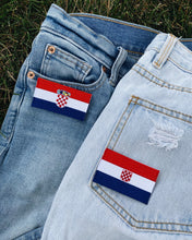 Load image into Gallery viewer, Croatia Flag Patch