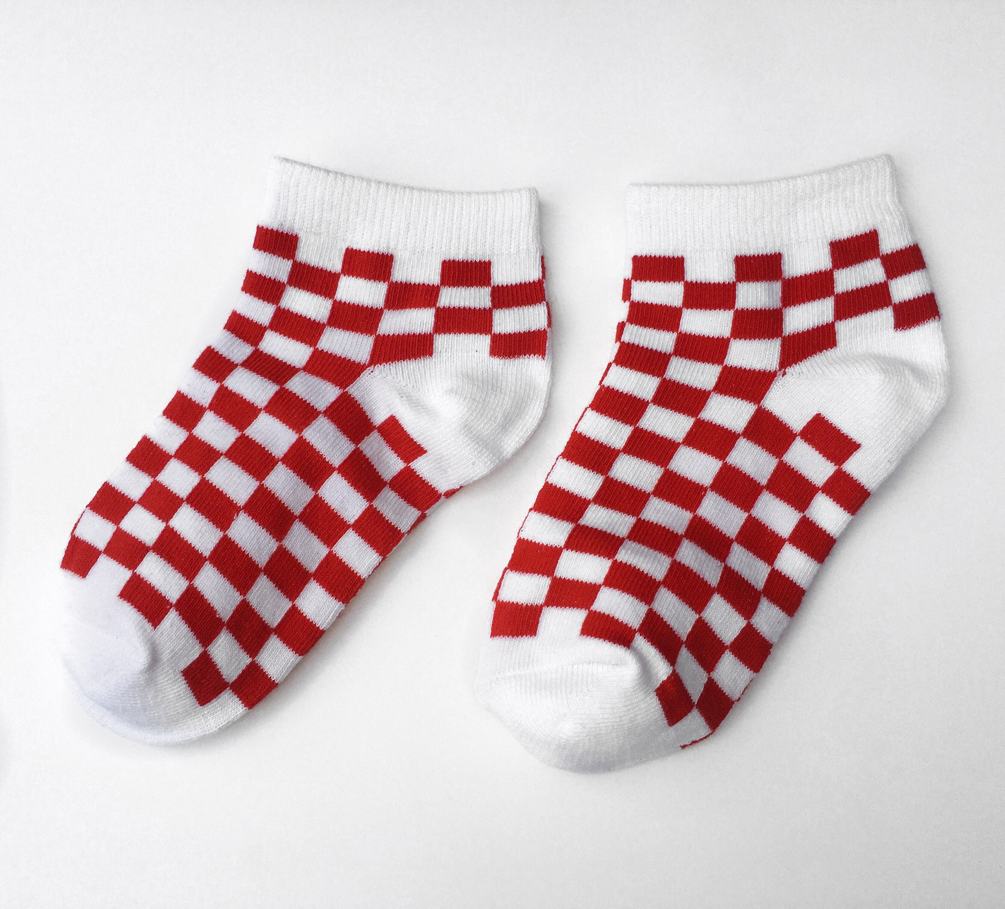 Croatia Ankle Socks