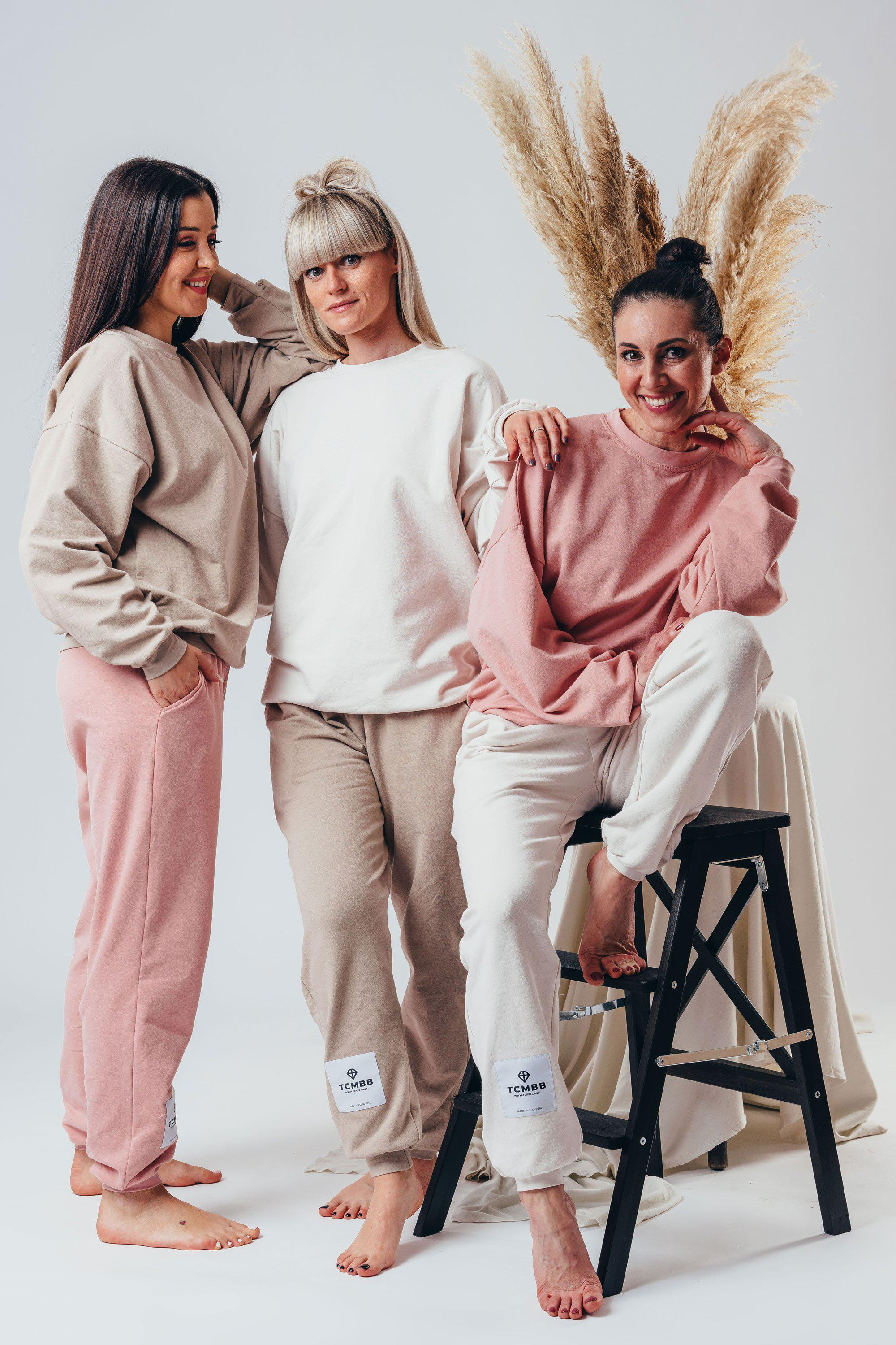 Adult Tracksuit Made From Organic Cotton - Mix & Match