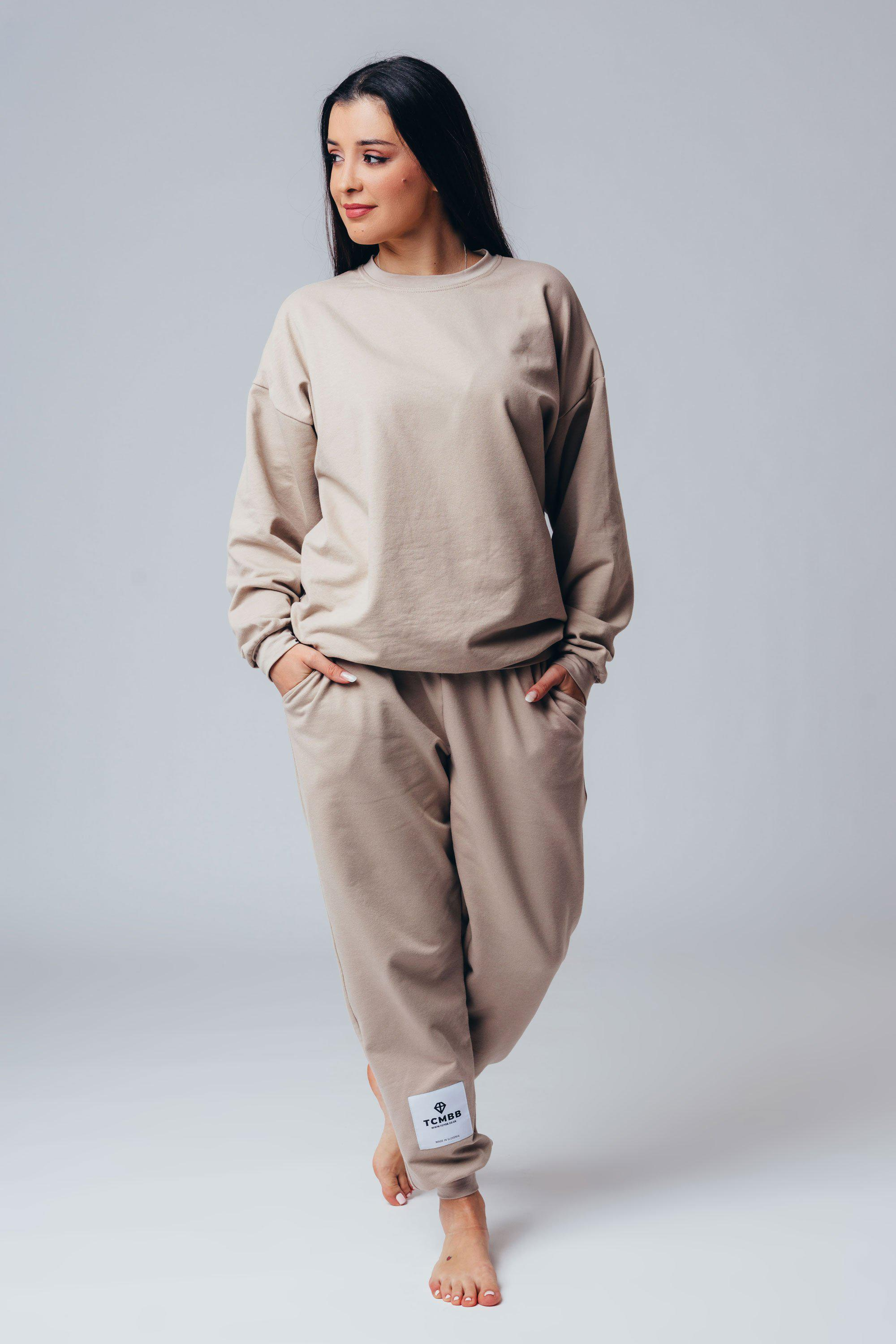 Adult Tracksuits Made From Organic Cotton