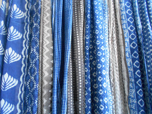 Bagru | Dabu Blockprint Cotton Scarves