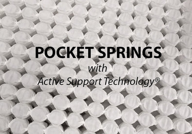Pocket Springs Filling