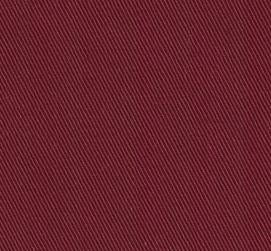 Burgundy Cotton Drill Fabric