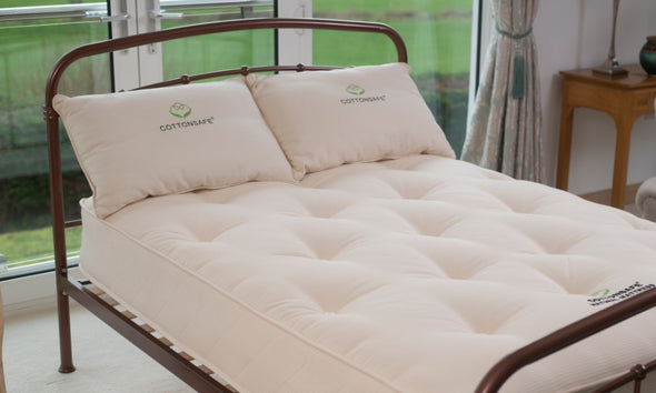 Cottonsafe® Luxury Feather Pillow