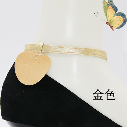 Shoelace For High Heel Anti-skid Shoes