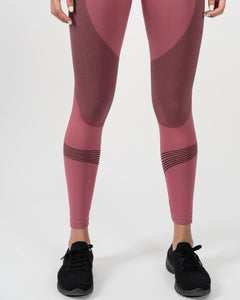 Impact Seamless Leggings - Hibiscus