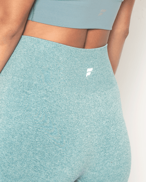 Form Seamless Shorts - Turquoise