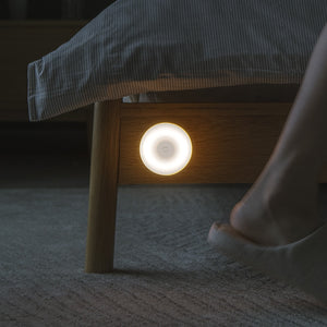 Rotation Magnetic Night Light with Infrared Human Body Sensor