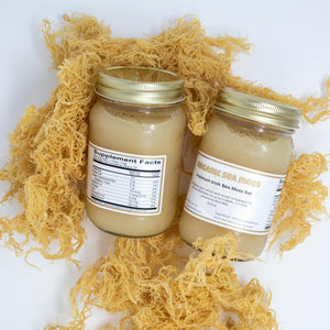 irish sea moss gel