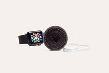Load image into Gallery viewer, Luxe Apple Watch Pad + Holder - Les Royal