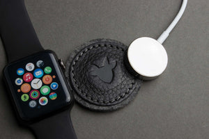Luxe Apple Watch Pad + Holder - Les Royal