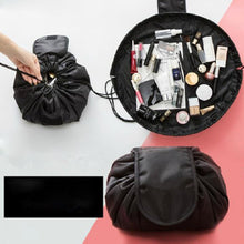 Load image into Gallery viewer, Grand Vanity Travel Makeup Bag Organizer + Portable Storage - Les Royal